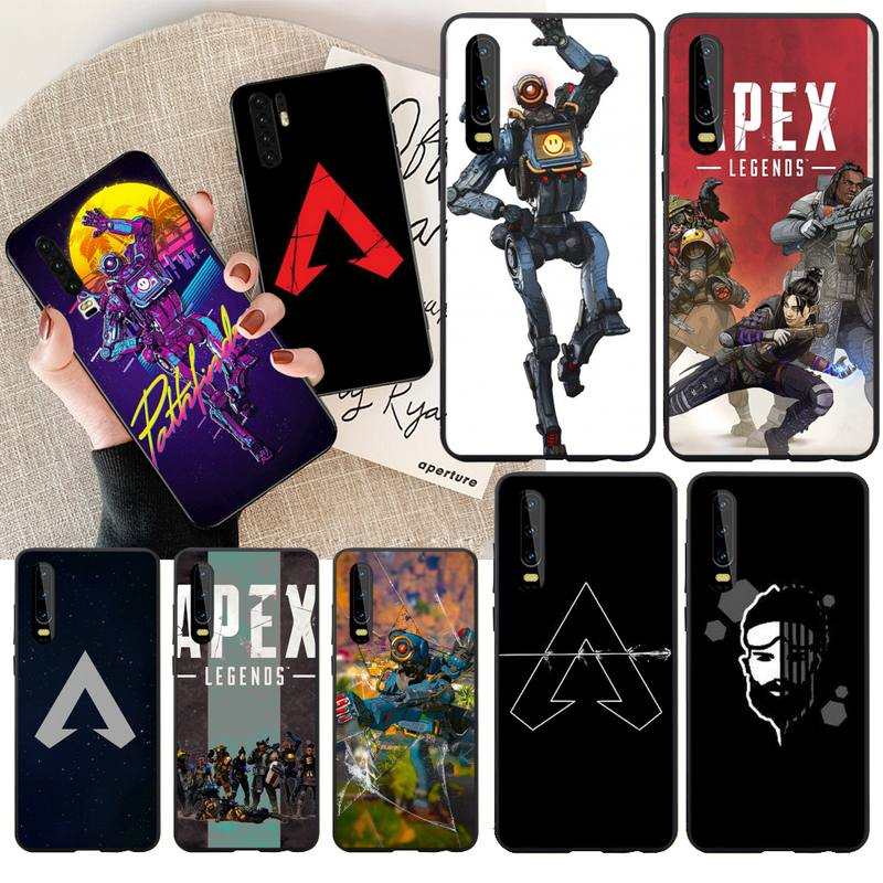 PENGHUWAN Hot game Apex legends Customer High Quality Phone Case for Huawei Honor 20 10 9 8 8x 8c 9x 7c 7a  Lite view 1