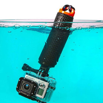 Water Floating Hand Grip Floating Handle Mount Accessories For Action Camera