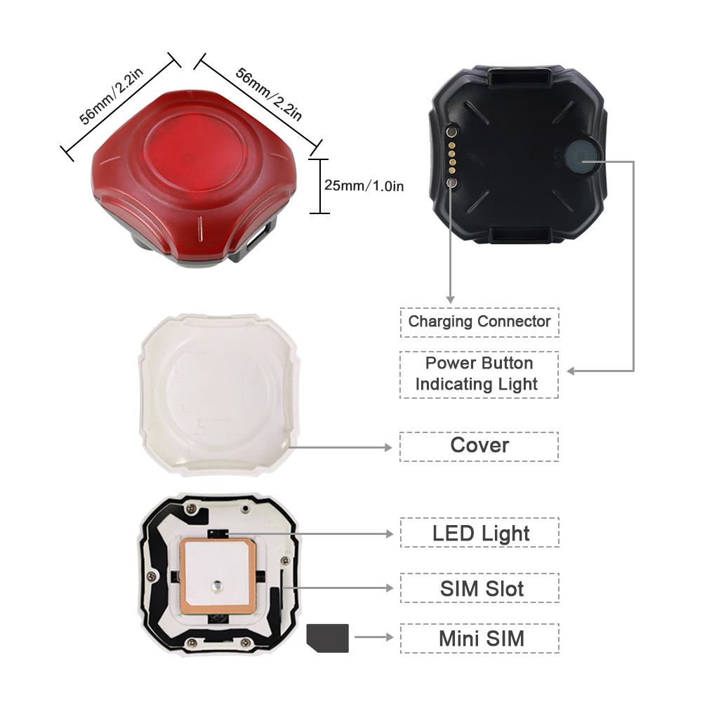 4G Bike GPS Tracker (3)