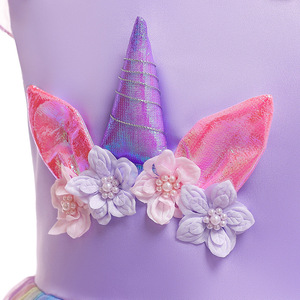 Image 5 - สาวยูนิคอร์นTutuชุดเจ้าหญิงสายรุ้งเด็กปาร์ตี้หญิง2019คริสต์มาสฮาโลวีนPonyคอสเพลย์ชุด3 10ปี