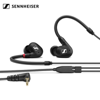 Sennheiser IE 40 PRO Precise Monitoring Earphones Wired HIFI Headset Sport Earbuds Noise Isolation Headphone Replaceable Cable