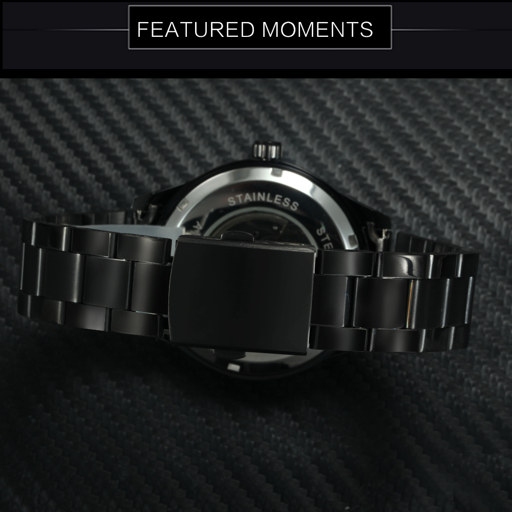 Mens Relógios Top Marca de Luxo Azul