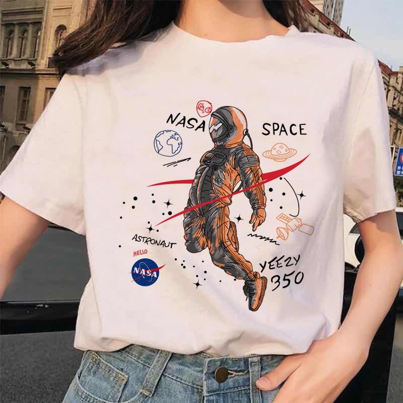 T-shirt court femme, estival et à la mode, avec image drôle, imprimé, vogue urbaine, fille, années 90, meilleurs amis