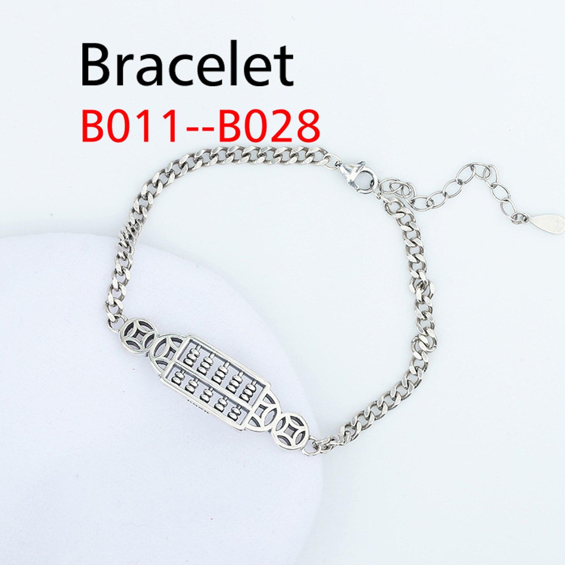 Fashion classic high quality ladies  Bracelet  B011--B028