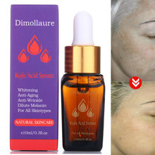 Dimollaure Kojic Acid Serum Hyaluronic acid removal Freckle melasma Acne scar pi