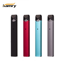 Original Kamry XJ Vape Pod System kit 250mAh LED power indicating Pod mod vape pen vaporizer 0.7ml Pod cartridge VS wo1w01 pod(China)