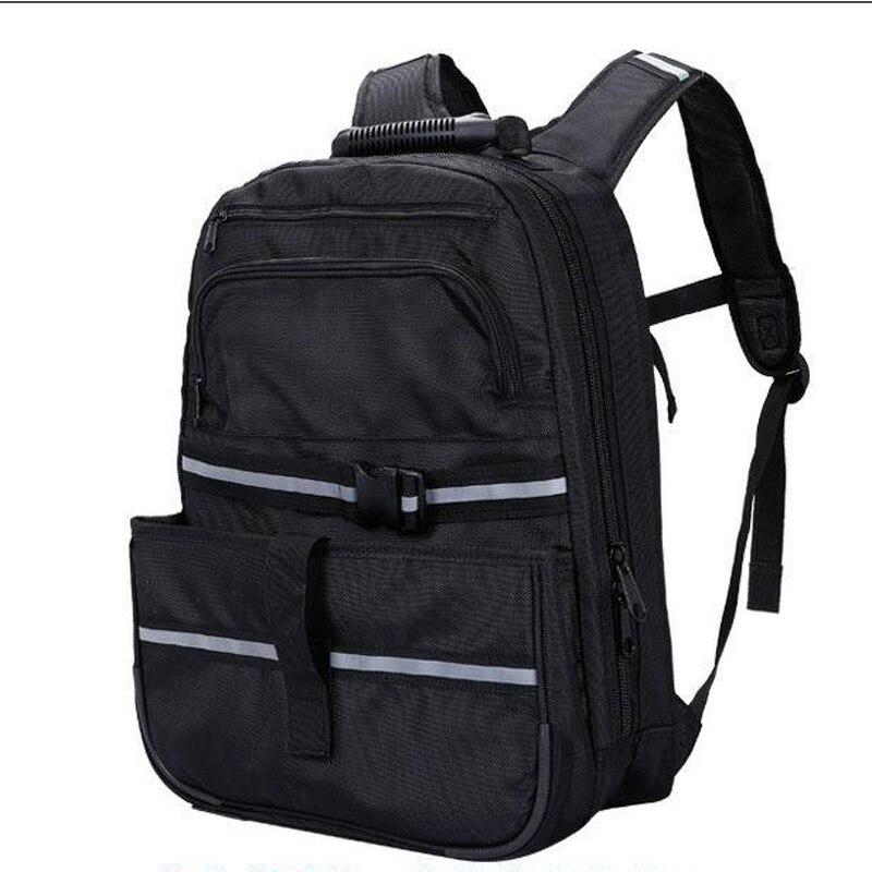 Наружный набор первой помощи для спорта на открытом воздухе черный нейлоновый отражающий водонепроницаемая сумка мессенджер семейная дор