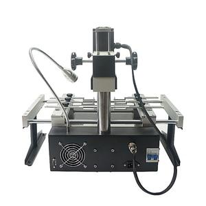 Image 2 - Station de reprise infrarouge BGA 2300W IR6500 V.2 machine à souder pour la réparation de puce