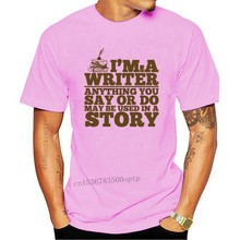 Men t-shirt FUNNY AUTHOR REPORTER JOURNALIST WRITER SAY OR DO USED STORY tshirt Women t shirt
