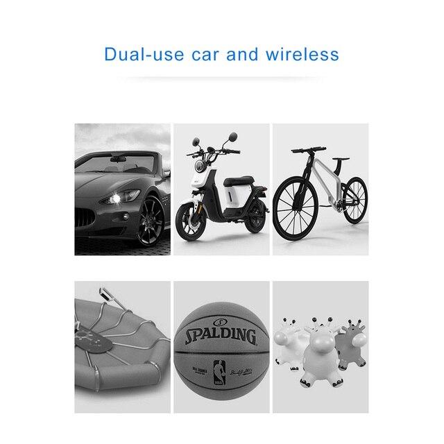 12V Digital Car Air Pump  Tyre Inflator 5