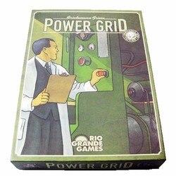 8 países maps expansão power grid board 2-6 jogadores família/festa melhor presente para crianças jogo de cartas com estendido