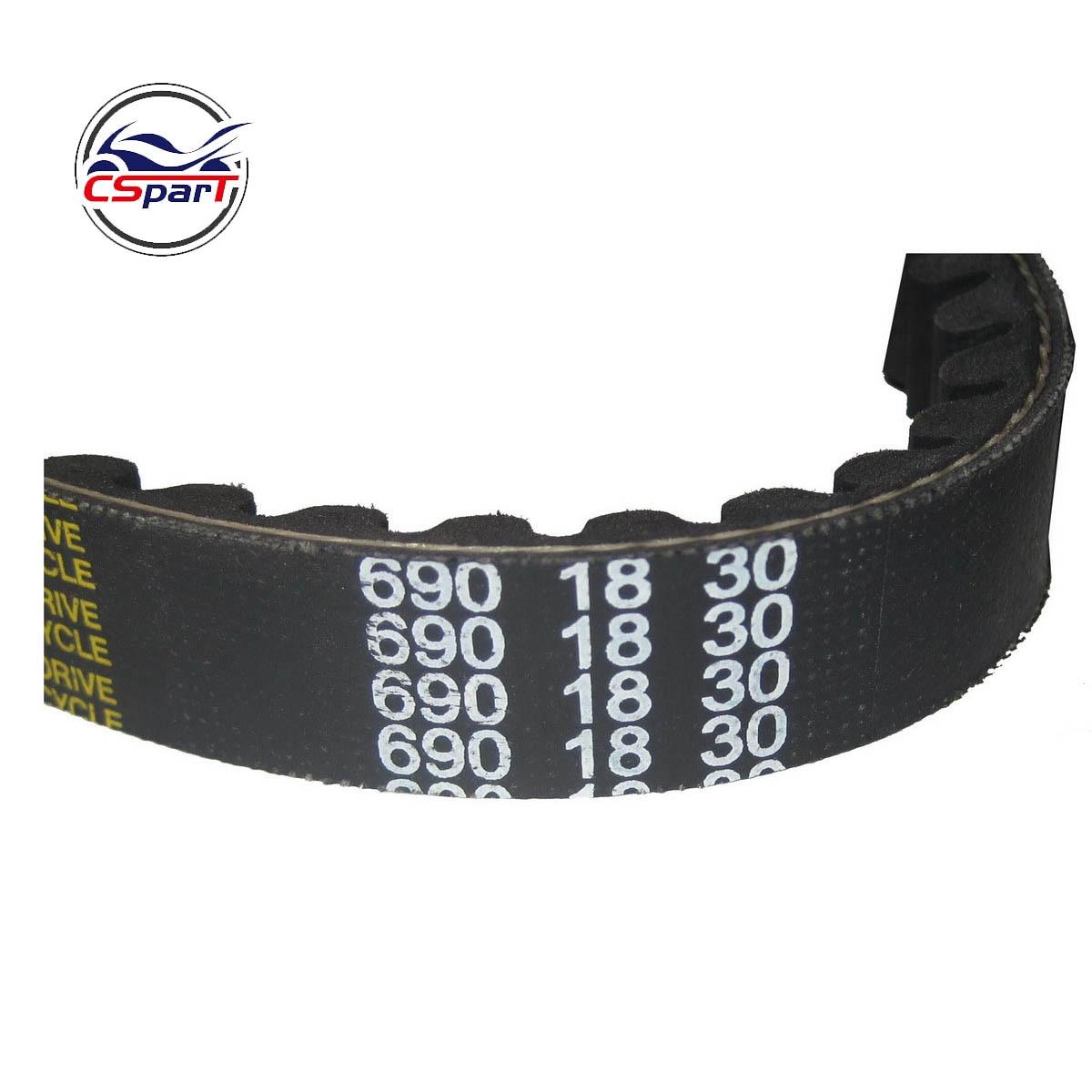 GY6 CVT Drive Belt 49CC 50CC 139QMB Scooter Jonway Baotian 723 17.5 28