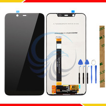 цена на Touch Screen For Nokia X7 For Nokia 8.1 LCD Display Touch Screen Display LCD Digitizer Assembly