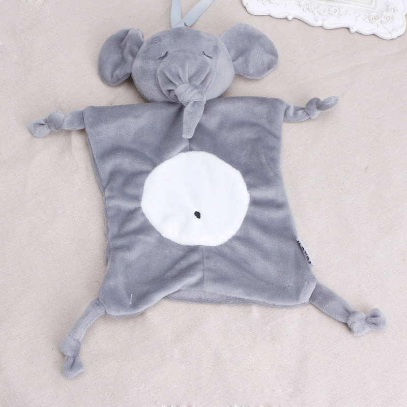 Baby Plush Soothing Toys Security Blanket Baby Toys Soothing Towel For Baby Care