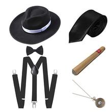 Мужские взрослые Гангстер Peaky cap Blinders 20s мужские модные аксессуары для платьев