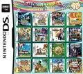 Картридж для видеоигр «Pokemon Mario» 208 в 1, мультикартридж для Nintendo DS NDS NDSL NDSI 2DS 3DS US