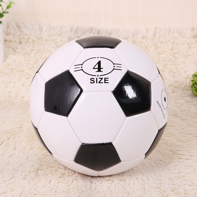 Customizable Every Football No. 5 PVC Machine-sewing Soccer Students Game Training Football Factory Wholesale Customizable