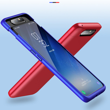 Slim Case for Samsung Galaxy A80 Case 360 Full Protection Anti-knock 3 in 1 Matte Hard PC Cover for Samsung A80 Case Coque gkk case for samsung a80 case 360 full protection with tempered glass 3 in 1 matte hard cover for samsung galaxy a80 case fundas