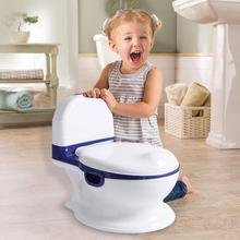 Potty Training Toilet Anti-slip Stable Looks And Easy To Clean Potty Training Toilet For Kids 8 Months-5 Years Old