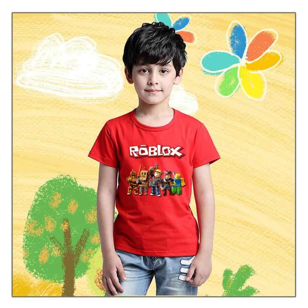 Kinderen Korte Mouw T-shirt Zuiver Katoen Zomer Kinderkleding Cartoon Leuke Casual T-shirt Jongens En Meisjes Sweatshirt