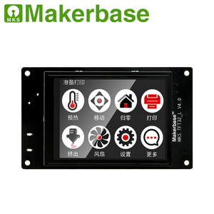 Image 2 - Makerbase MKS TFT32  touch screen smart display controller  3d printer parts 3.2 inch full color support wifi wireless Control