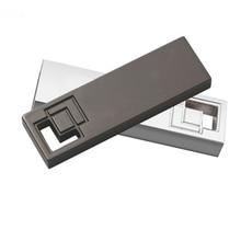 Водонепроницаемый USB флэш-накопитель металл Тип-C ручка Привод 4 ГБ 8 ГБ флэш-памяти флешки 16 ГБ флешки 32 ГБ 64 ГБ 128 ГБ 256 ГБ Бесплатная доставка