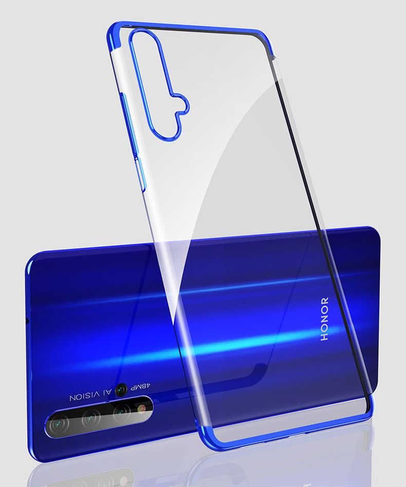 Funda Cherie para Huawei P30 Lite P20 Pro P10 Lite suave funda de silicona TPU para Huawei P Smart Z plus 2019 Y9 primer 2019 Funda