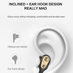 Image 4 - Bluetooth 5.0 Headset Sports Headphons for Running Wireless Headphone with Microphone Support SD Card Earphone for iPhone XS MAX