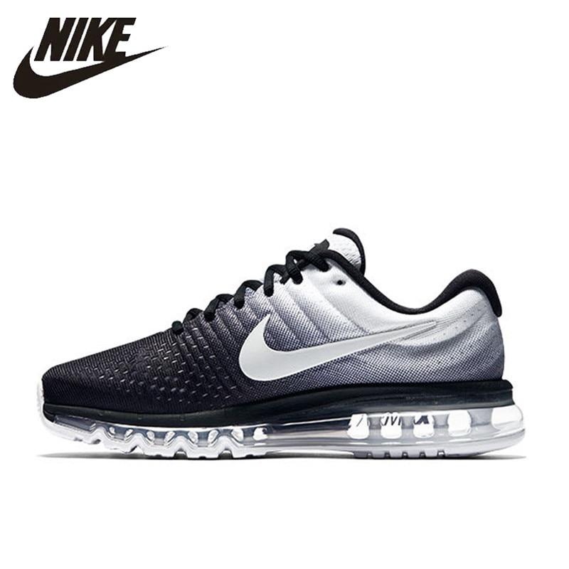 nike air max 2017 mens nike running shoes white 849559 009