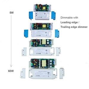 Image 2 - Dimmerabile con i Principali/Bordo di Uscita Dimmer Triac Dimming Ha Condotto il Driver Morsettiera per la Connessione a Filo di Uscita 300mA 1500mA