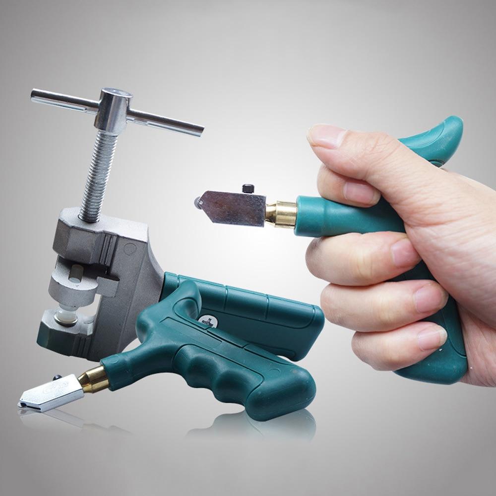 Multi-function Portable Glass Tile Opener Hand-Held Large Wheel Ceramic Tile Glass Cutter Glass Roller Cutter