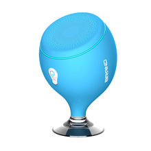 VOBERRY 6-level Full Waterproof Wireless Bluetooth Speaker Wine Glass Bass Stereo Loudspeaker Floating Colorful Speakers #2(China)