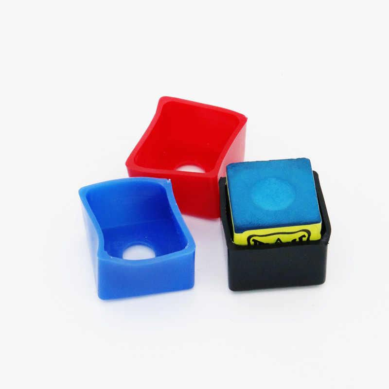 Rubber Chalk Holder Billiard Accessories For Billiards Pool Snooker Table lo