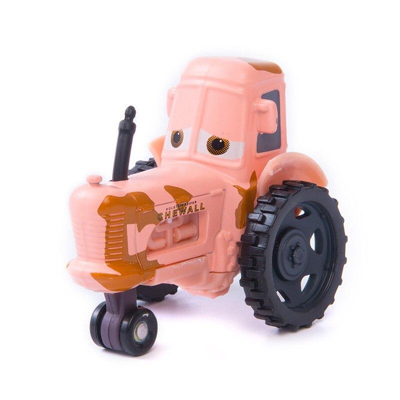 Car Diney Pixar Car  3 Role Xiao Niu Lightning McQueen Jackon Torm Cruz Mater 1:55 Diecat Metal Alloy Model Car Toy Kid
