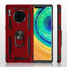 For Huawei Mate 20x 20 30 P20 P30 Lite Shockproof Hard Finger Ring Case For Huawei Mate 20 30 P30 Pro Pc Silicone 2 In 1 Armor msi z270 pc mate page 2