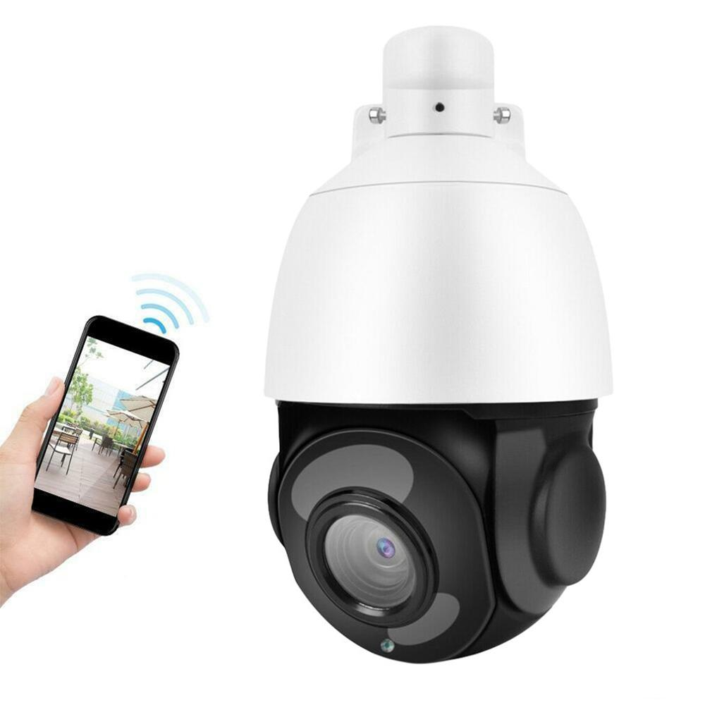 Outdoor Wifi Ip Camera 30X Zoom Optical Cctv Ptz Hd 1080P Dome Security Ir Camera Safety Portable Durable - 4