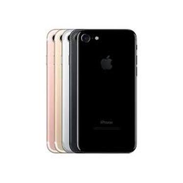 Apple iPhone 7 4G LTE 32 GB IOS 12.0MP camera phone mobile Quad- core track digital 12MP 1960mA image