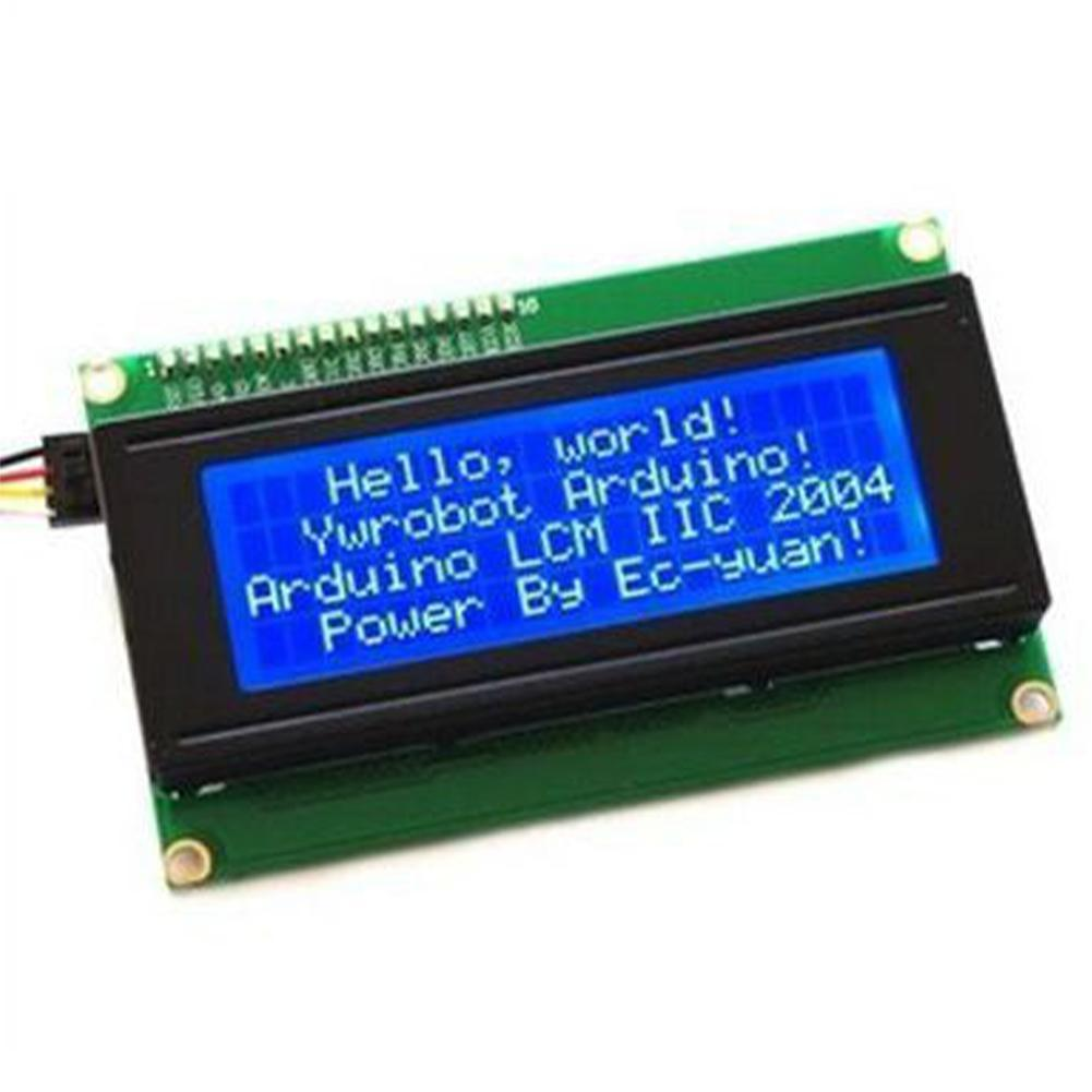 LCD2004 LCM2004A 20X4 Character LCD Display Module SPLC780 Controller 5V Blue Screen Backlit LCD Display Module