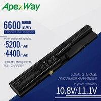 Apexway แบตเตอรี่สำหรับ HP ProBook 4530 S 4540 S 4535 S 4330 S 4331 S 4430s 4431 S 4435 S 4436 S 633733-151 633733-1A1 633733-321 633805-001