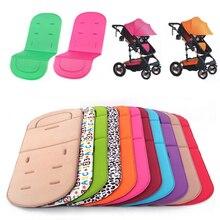 Baby Stroller Seat Cushion Four Seasons General Soft Cushion Child Car Seat Cushion Comfortable Stroller Cushion Pad Accessories