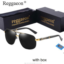 reggaeon hot classic Brands Polarized Men women Driver Mirror sunglasses Polaroi