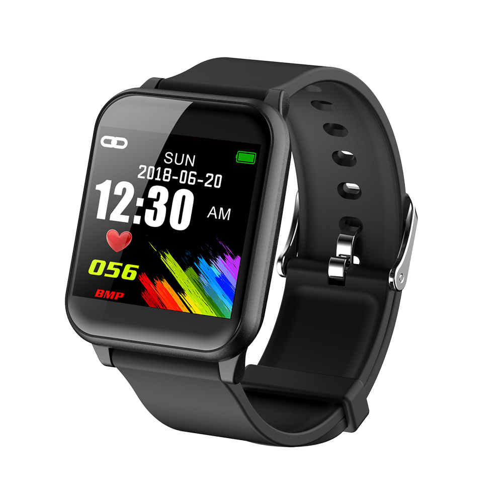 Z02 SmartWatch 1.3 inch big screen Blood Pressure Heart Rate Monitor Smart Health Fitness Tracker Smartwatch for Ios phone|Smart Wristbands| |  - title=