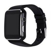 Smart Watch donna uomo bambini Sport braccialetto telefono con fotocamera Touchscreen supporto Bluetooth 2G SIM TF Card per telefono Android