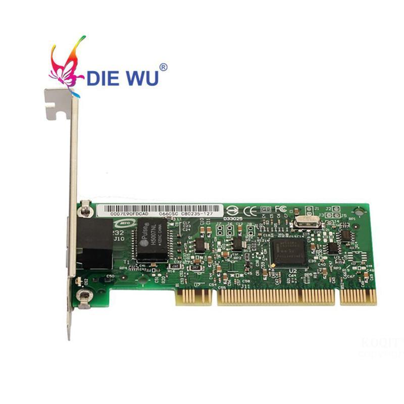 PCI Intel 82541 1000Mbps RJ45 Ethernet Gigabit Network Lan Card Adapter High Quality Network PCI Card For PC Desktop ROS\ESXI