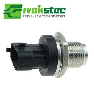 Image 5 - Replaceable Sensor Fuel Pressure For Renault Master Laguna Trafic II III Vel Satis 2.2 dCi 0281002568 0281002865 0281002734