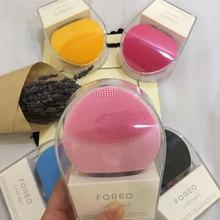 Foreoing Luna mini2 limpieza facial silicone facial cleansing brush,foreo lunamini2 real LOGO, USB charging, waterproof, level 8