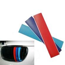 For BMW E46 E90 E60 Decal Style Carbon Fiber Strips Sticker Auto Car Decoration