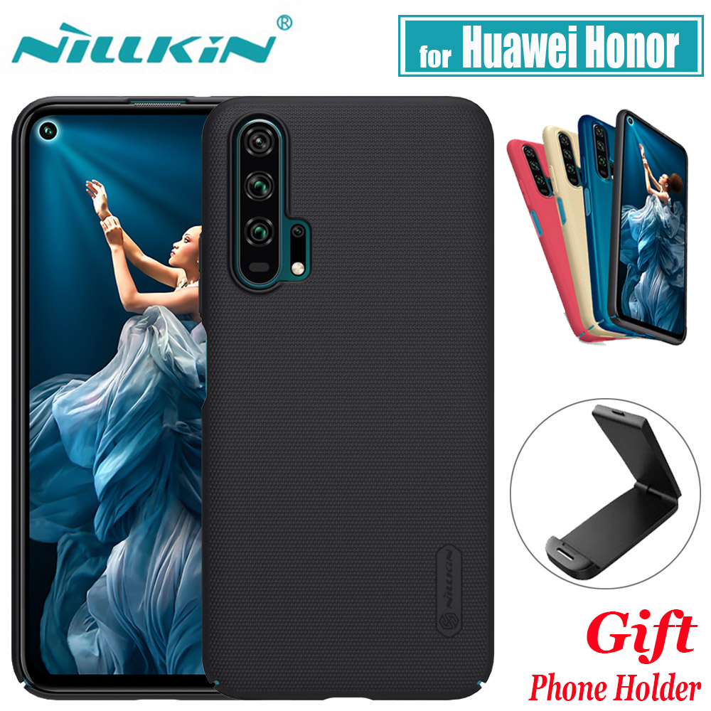 Huawei <font><b>Honor</b></font> 20 9X Pro 20i 10i <font><b>Case</b></font> Cover Nillkin Frosted Matte Hard PC Back <font><b>Cases</b></font> on Huawei <font><b>Honor</b></font> Note 10 LIte V20 V10 <font><b>8X</b></font> <font><b>Max</b></font> image