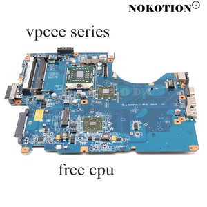 Image 1 - NOKOTION A1784741A PCG61611M DA0NE7MB6D0 DA0NE7MB6E0 laptop motherboard for SONY VAIO vpcee series HD4200 Main board free cpu