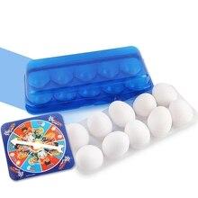 Детские приколы анекдоты яйца наборы игрушек родитель-ребенок Взаимодействие конкурентоспособная игра игрушки реквизит Детские Настольные игры игрушка подарок